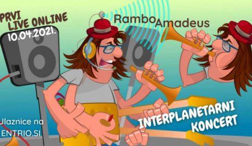 Interplanetarni online koncert Ramba Amadeusa 1