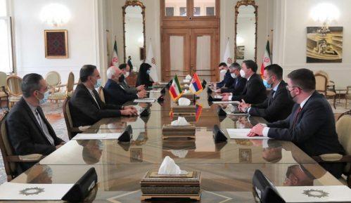 Selaković i Zarif razgovarali u Teheranu o saradnji Srbije i Irana 10