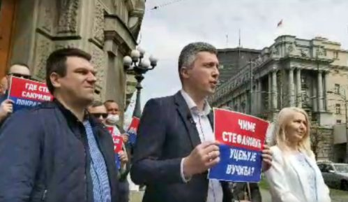 Obradović: Da li su istrage protiv Stefanovića prekinute nakon informacije o smrti Cvijana? 11