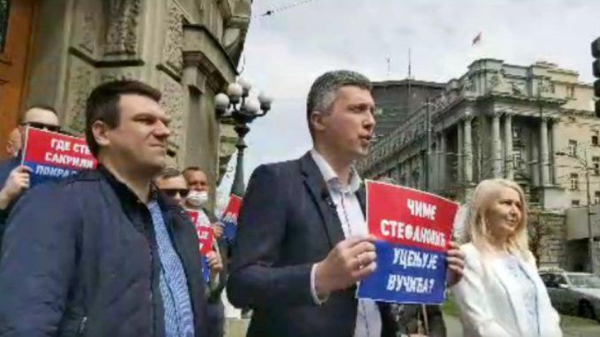 Obradović: Da li su istrage protiv Stefanovića prekinute nakon informacije o smrti Cvijana? 5