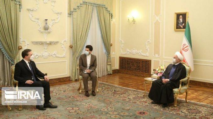 Selaković u Teheranu: Ozbiljne političke odnose Srbije i Irana preneti na polje ekonomije 1
