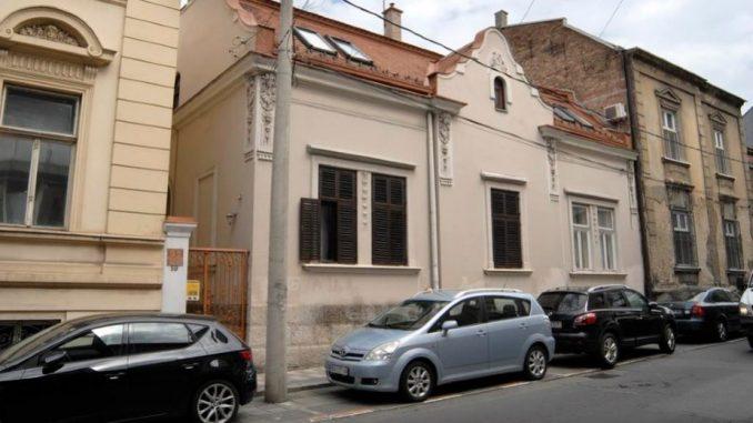 Smiljanićeva ulica u Beogradu - prostorno kulturno-istorijska celina 5