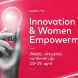 Webiz onlajn virtuelna konferencija 8. i 9. aprila 8