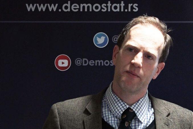 Timoti Les: Balkanu su potrebne nacionalne države 1