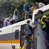 U železničkoj nesreći na Tajvanu najmanje 36 mrtvih 4