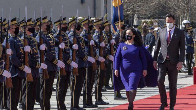 Osmani preuzela dužnost predsednice Kosova 1