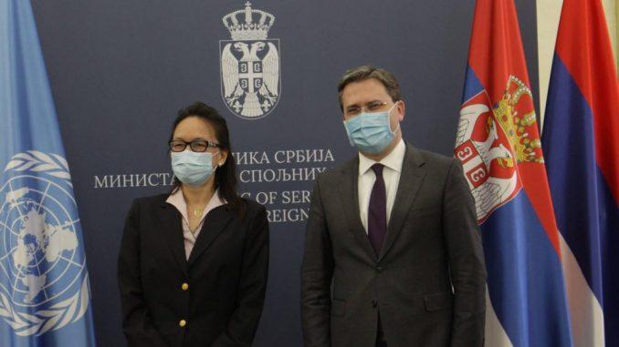 Selaković: UN za Srbiju najznačajnija međunarodna organizacija 1