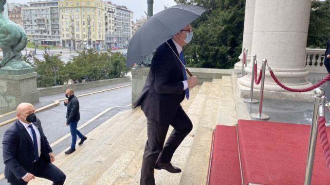 Šta se dešavalo iza zatvorenih vrata sastanka u Skupštini Srbije? 4