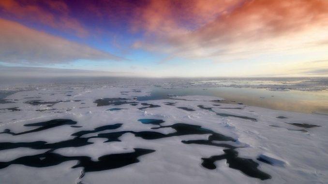 U kom trenutku bi Severni ledeni okean mogao da ostane bez leda? 1