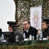 Vučić: Ne očekujem nikakve pritiske tokom posete Briselu 14