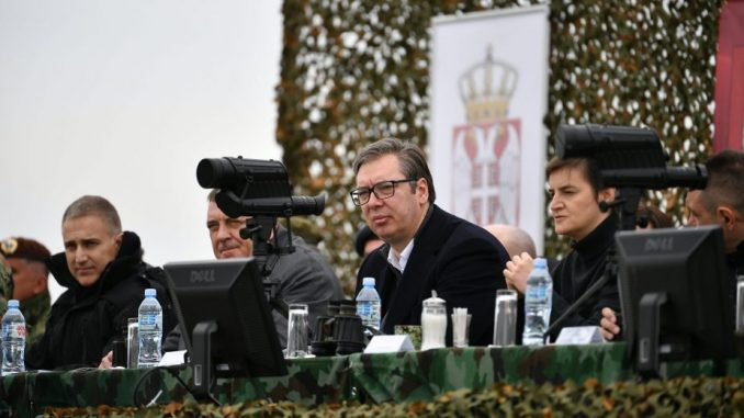 Vučić: Ne očekujem nikakve pritiske tokom posete Briselu 7