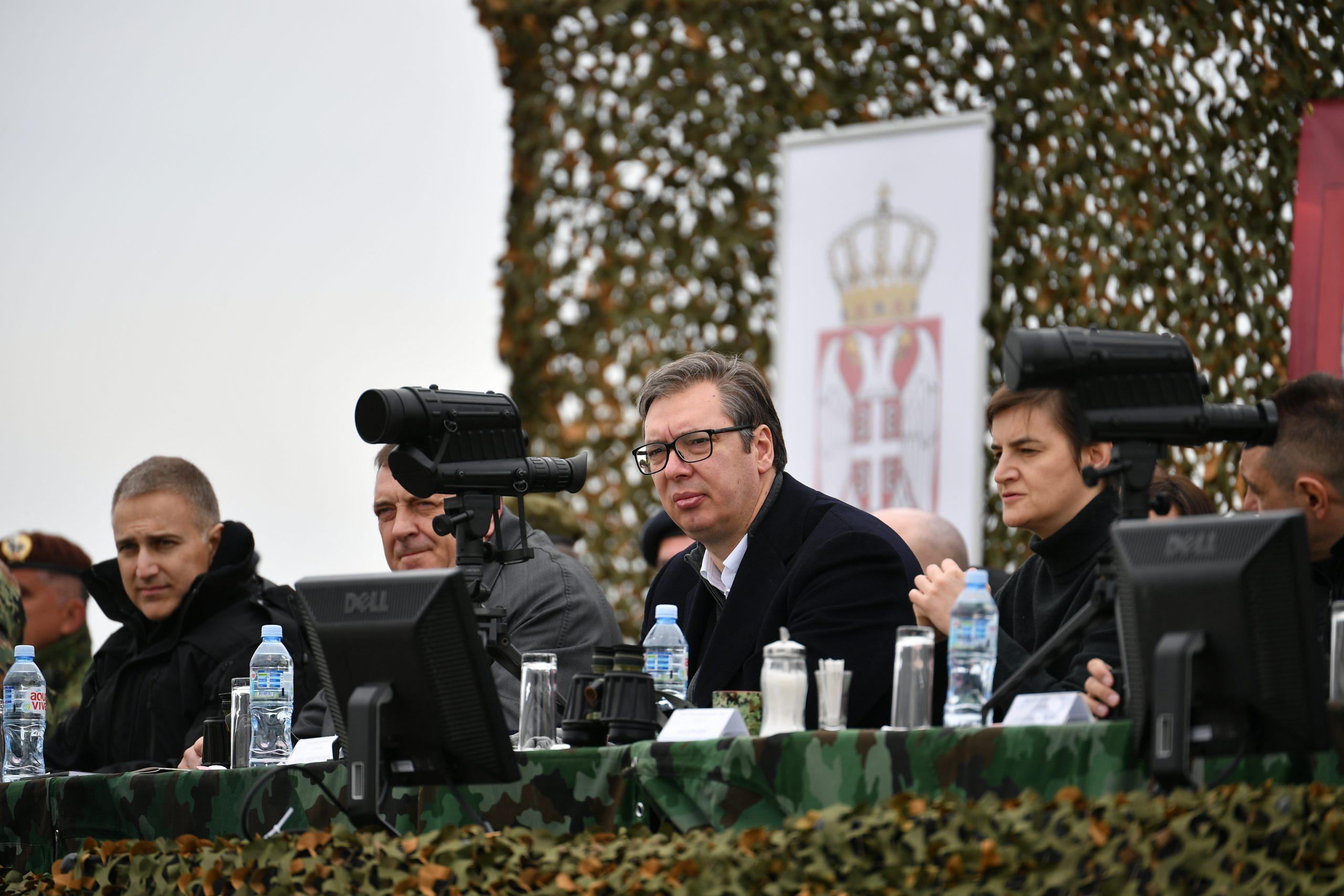 Vučić: Ne očekujem nikakve pritiske tokom posete Briselu 1