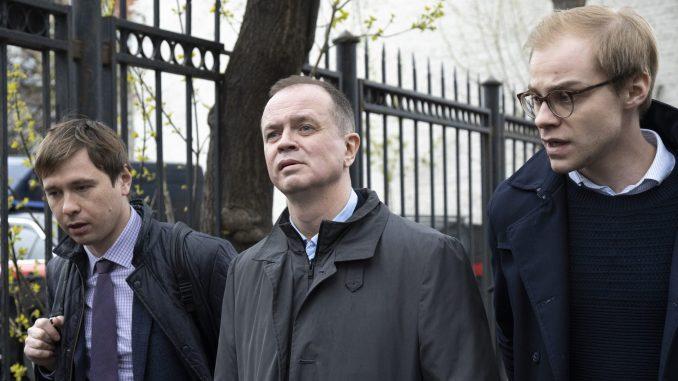Ruske vlasti otvorile istragu protiv advokata koji zastupa bivšeg novinara i tim Navaljnog 1