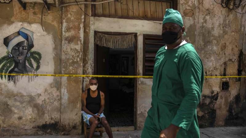 Borbe petlova ostale izvan kubanskog zakona o dobrobiti životinja 1