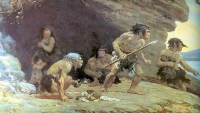 Kanap, izum neandertalaca 4