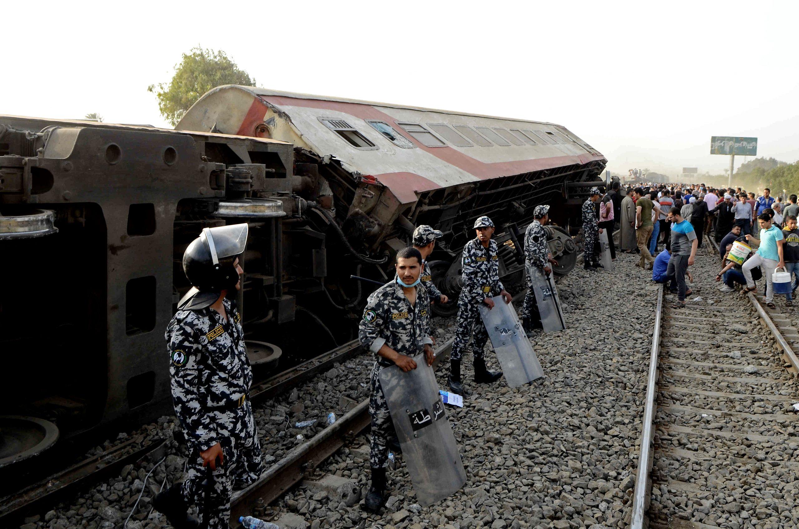 Najmanje 11 mrtvih u železničkoj nesreći u Egiptu 1