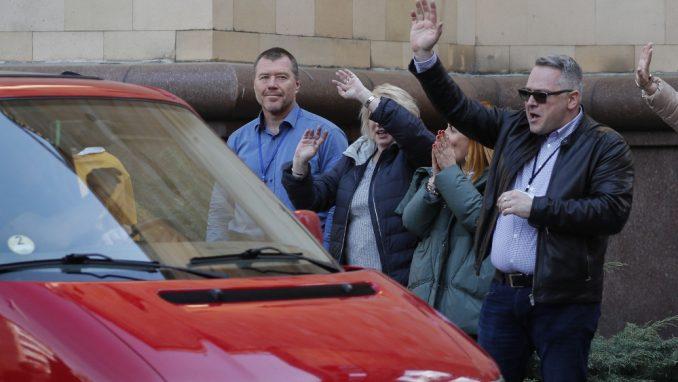Moskva bi mogla da ostane bez sagovornika 3