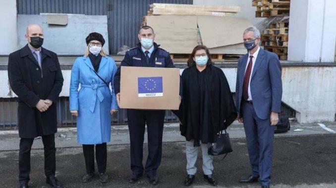Evropska unija donirala Srbiji zaštitnu opremu vrednu 857.000 evra 5