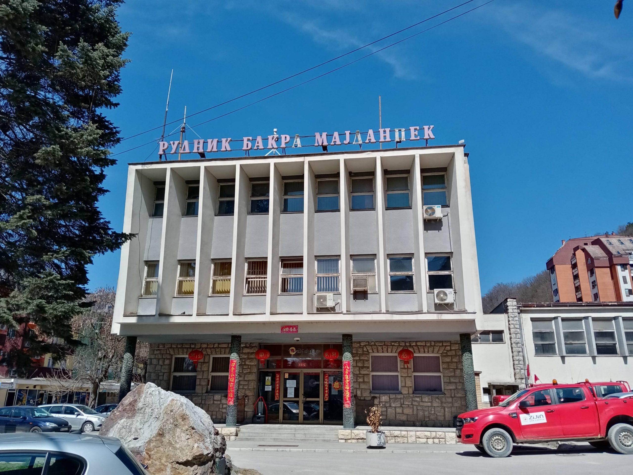 Ziđin koper Srbija: Eliminisaćemo i najmanji uticaj na kvalitet vode Peka 1