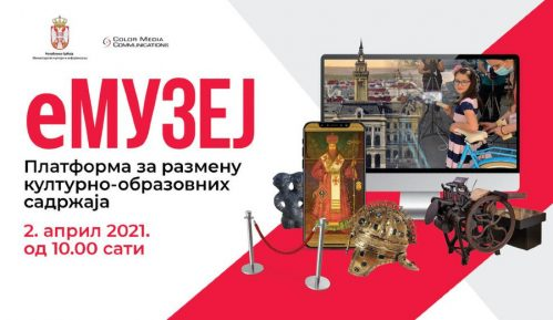 Nova kulturno-obrazovna platforma eMuzej počinje sa radom 8
