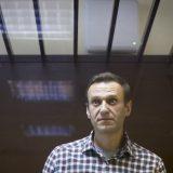 Navaljni na sudu obrazlaže tužbe koje je podneo protiv zatvorske uprave 8