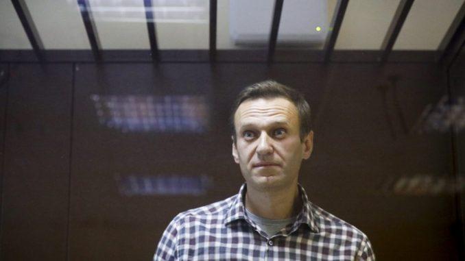 Navaljni smršao osam kilograma od dolaska u zatvorski kamp 3