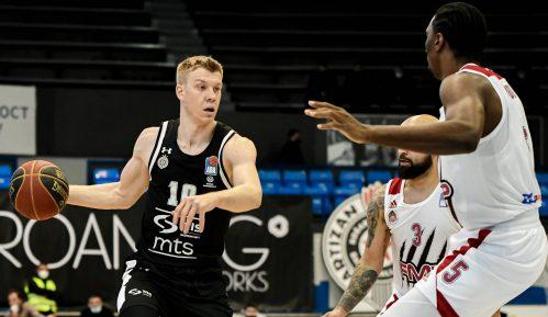 Partizan ubedljiv protiv FMP-a u ABA ligi 10