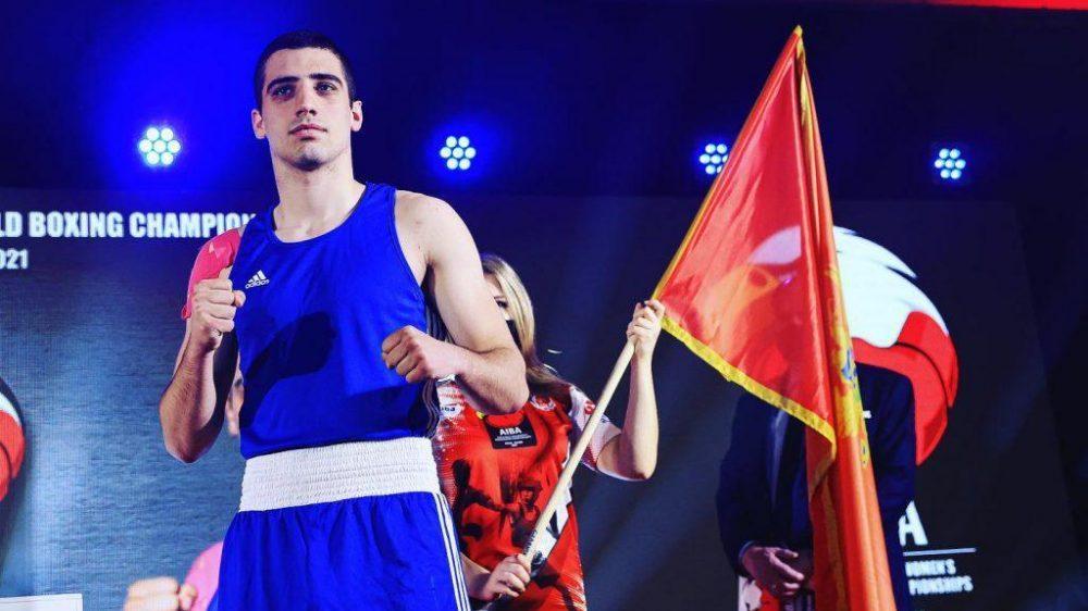 Petar Liješević je vicešampion sveta 1