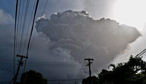 Velika erupcija vulkana na karipskom ostrvu Sent Vinsent, naložena evakuacija stanovništva 15