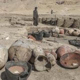 Egipatski arheolog otkrio informacije o drevnom gradu 3