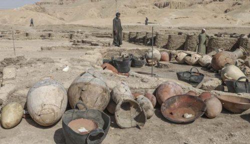 Egipatski arheolog otkrio informacije o drevnom gradu 1
