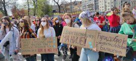 Održan Ekološki ustanak, organizatori traže obustavu seče šuma i emisiju na RTS (FOTO/VIDEO) 4