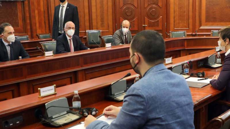 Mas sa Brnabić: Reforma pravosuđa i vladavina prava važne oblasti na evropskom putu 1