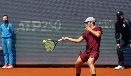Kecmanović prvi četvrtfinalista ATP turnira u Beogradu 1