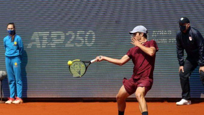 Kecmanović prvi četvrtfinalista ATP turnira u Beogradu 4