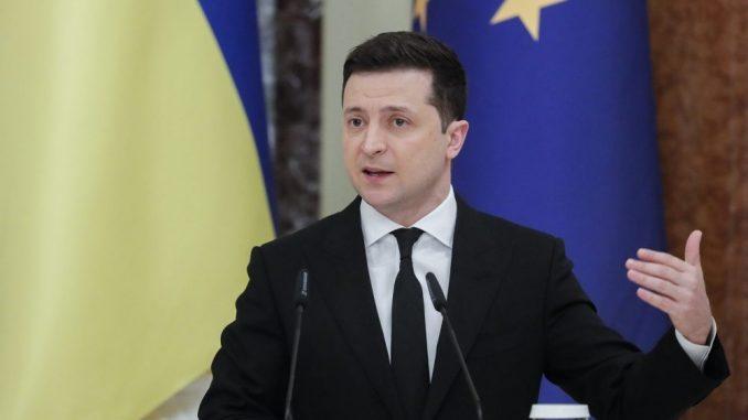 Zelenski posetio istok Ukrajine, tenzije sve veće 1