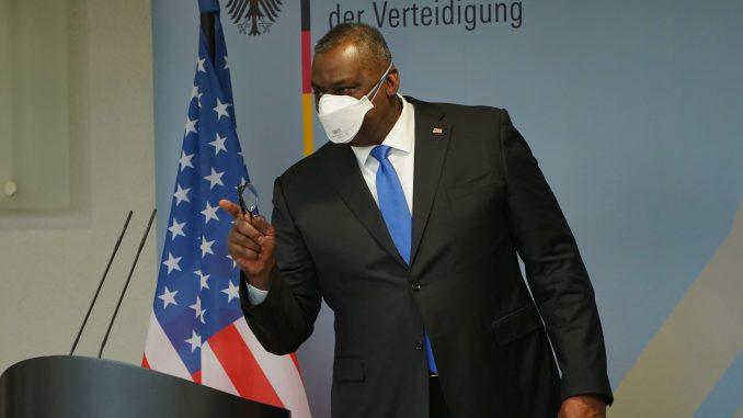 Američki ministar odbrane najavio slanje dodatnih 500 vojnika u Nemačku 4