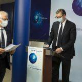 Briselski Euraktiv: Vučić u medijima kritiku EU pokrio pričom o infrastrukturi 2
