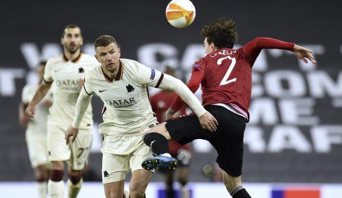 Mančester junajted deklasirao Romu, Viljareal bolji od Arsenala u prvim mečevima polufinala LE 2