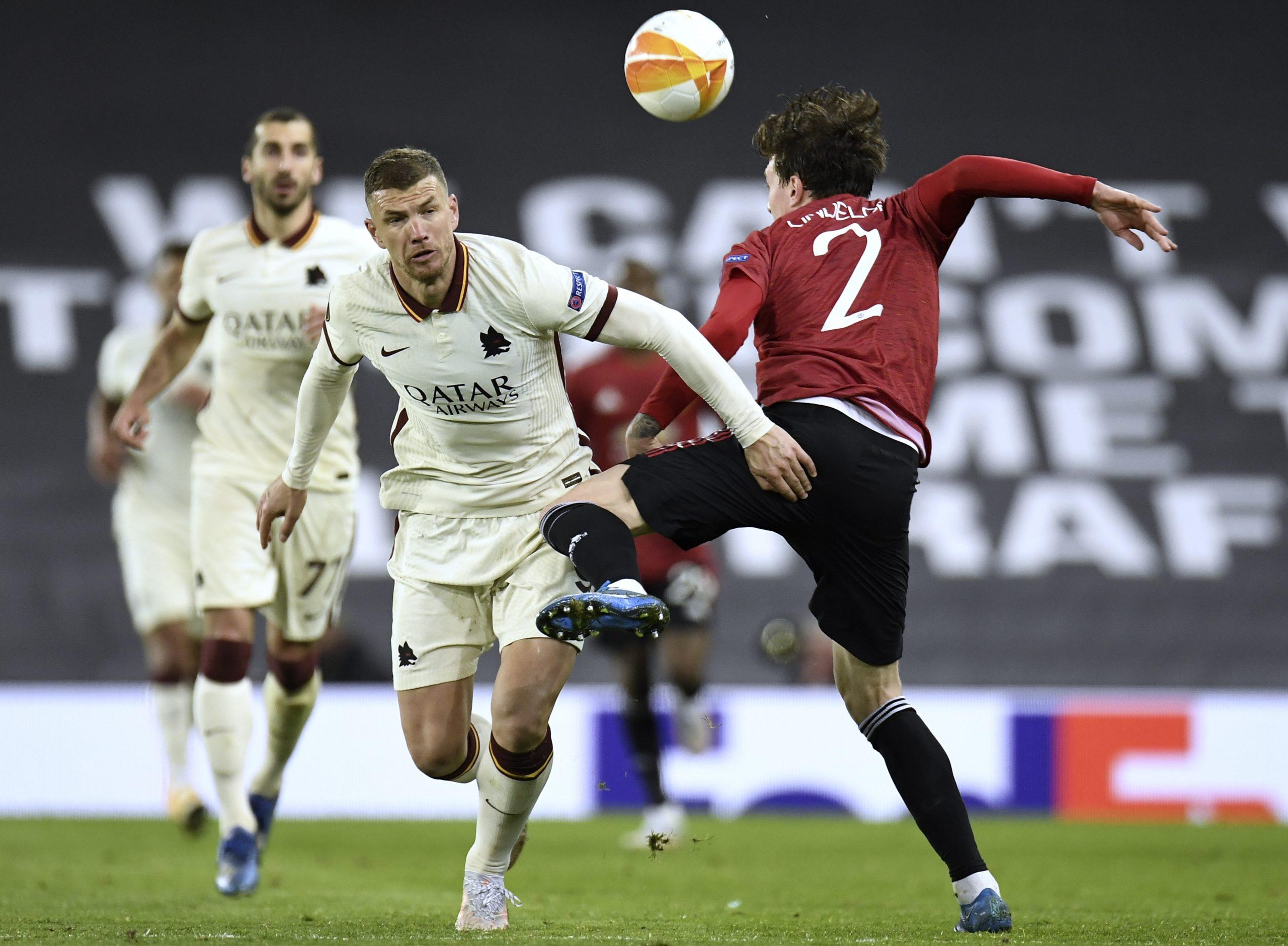 Mančester junajted deklasirao Romu, Viljareal bolji od Arsenala u prvim mečevima polufinala LE 1