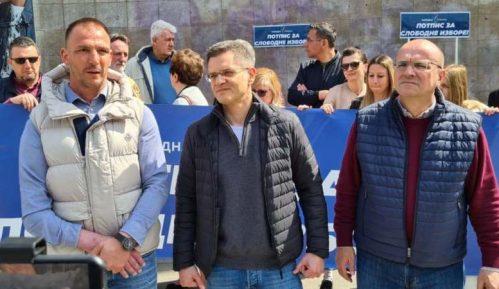 Ikodinović: Ko je uzeo milion evra za nepostojeću obnovu bazena na Spensu 1
