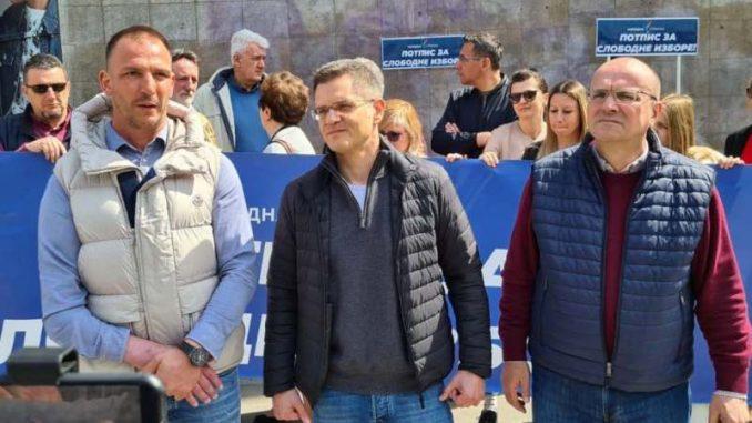 Ikodinović: Ko je uzeo milion evra za nepostojeću obnovu bazena na Spensu 4