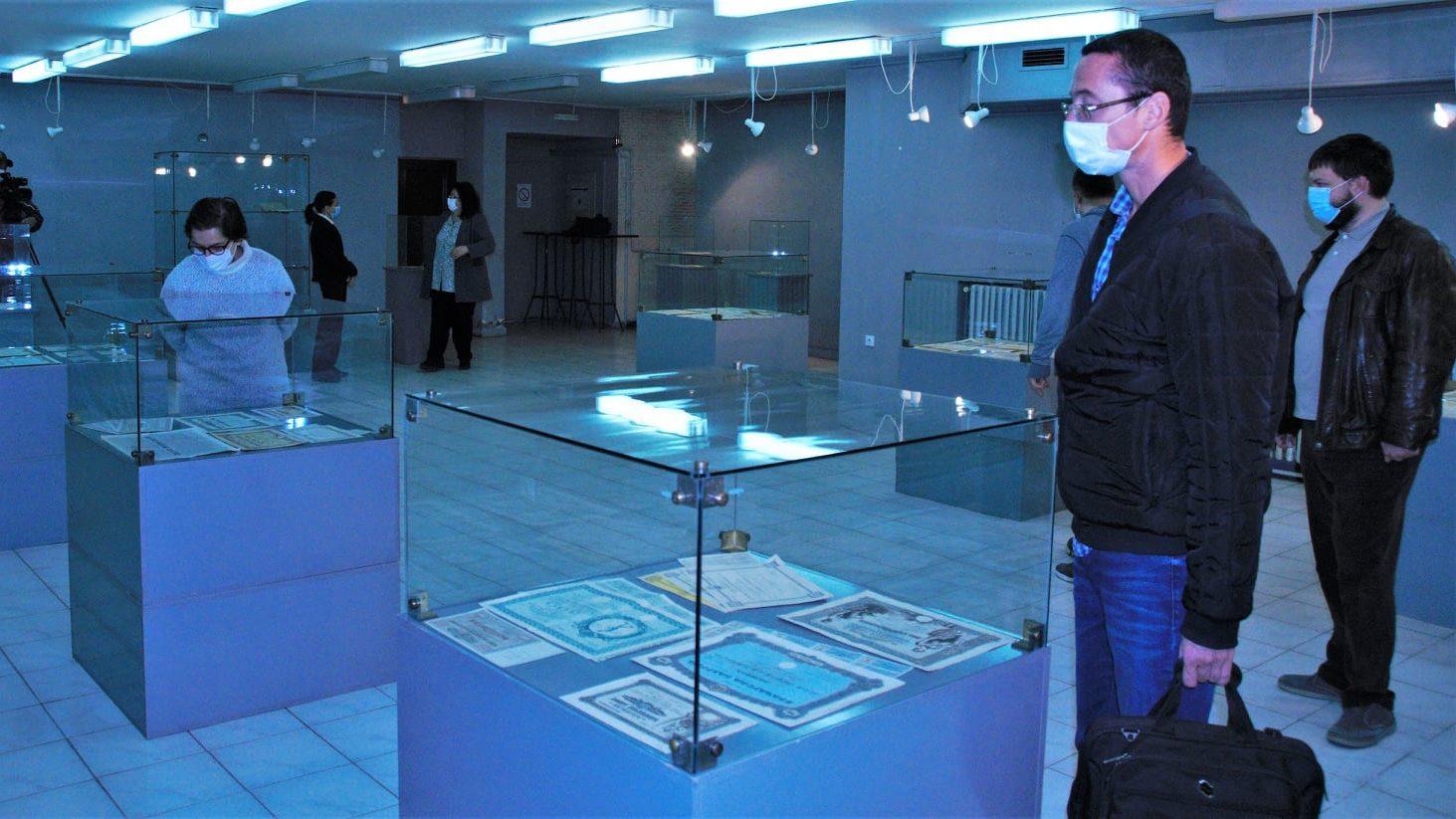 Izložba u Boru: Hartije od vrednosti u Jugoslaviji 1