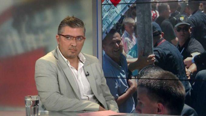 Dumanović: Najava borbe protiv fudbalske mafije je farsa 3