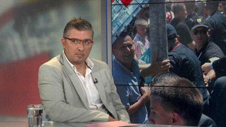 Dumanović: Stefanoviću sloboda, Vučiću omerta 1