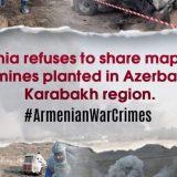 Ministarstvo spoljnih poslova Azerbejdžana: Vlada Jermenije odbija da podeli lokacije mina 9