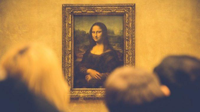 Da li je Da Vinči pokušao da prikaže sebe u portretu Mona Lize? 9