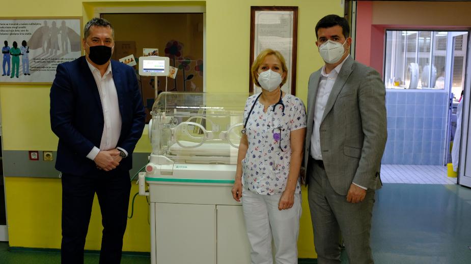 Od Tiršove do KC Niš – Velika akcija opremanja dečjih klinika 3