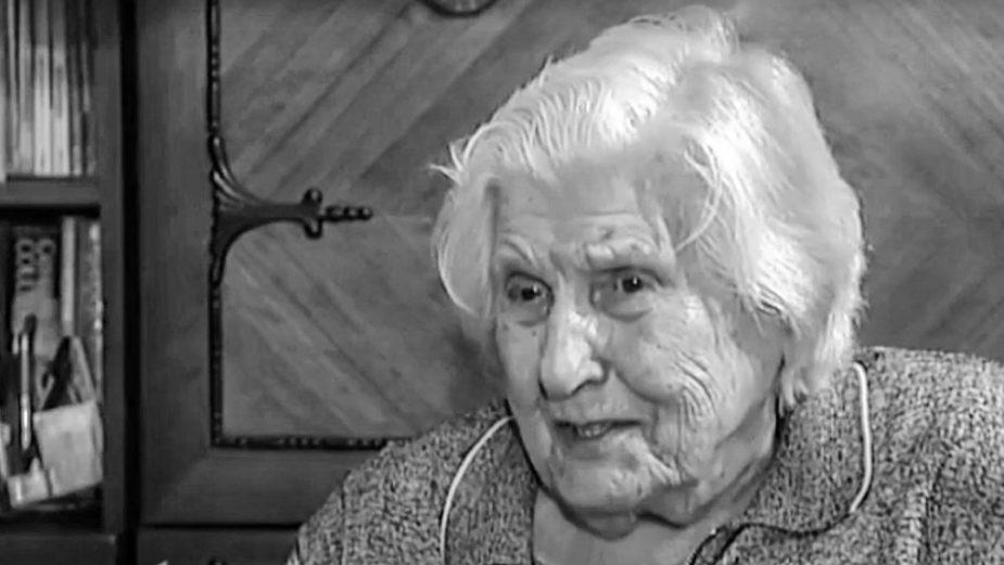 Preminula Nadežda Pavlović - najstarija žena u Srbiji 1