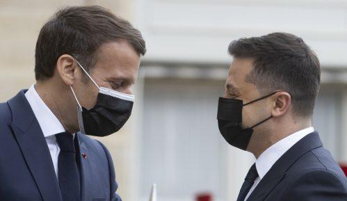 Makron i Merkel ne žele Ukrajinu u EU i NATO 2